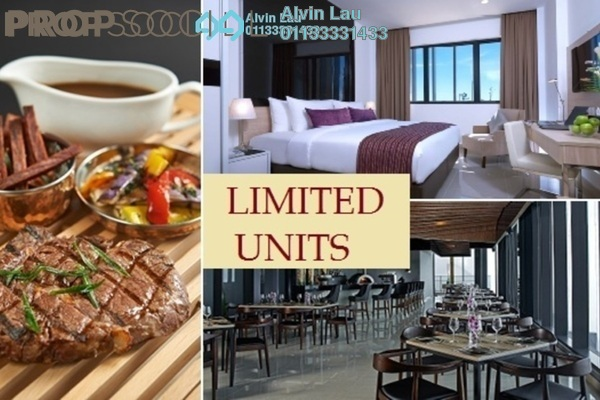 For Sale Serviced Residence at Ion Delemen, Genting Highlands Freehold Fully Furnished 2R/1B 770k