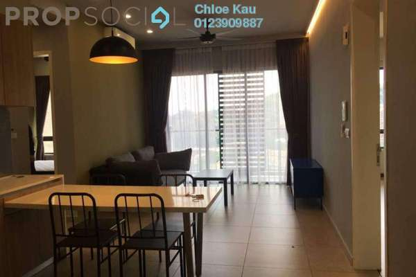 For Rent Condominium at The Petalz, Old Klang Road Freehold Fully Furnished 3R/2B 2.7k