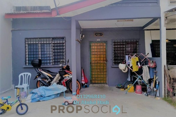 For Sale Terrace at BK4, Bandar Kinrara Freehold Unfurnished 2R/1B 365k
