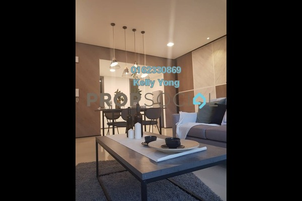For Rent Condominium at The Fennel, Sentul Freehold Fully Furnished 4R/4B 4.2k
