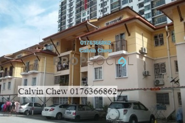 For Sale Duplex at Andari Townvilla, Selayang Heights Freehold Unfurnished 5R/3B 335k