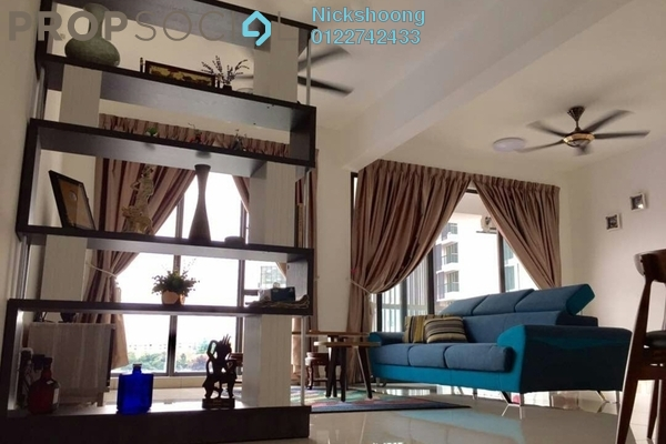 For Sale Condominium at You Vista @ You City, Batu 9 Cheras Freehold Fully Furnished 3R/2B 700k