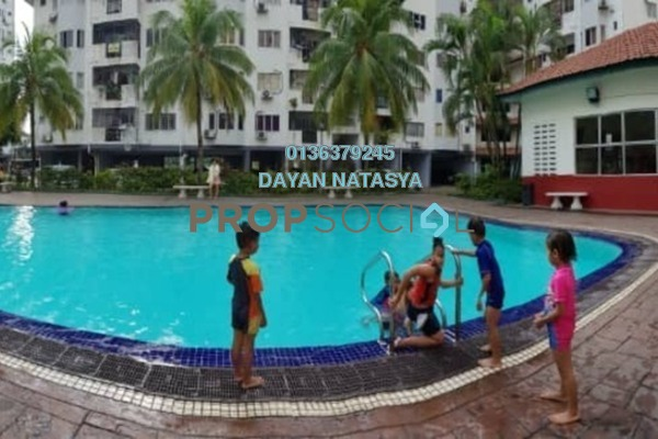 For Sale Condominium at Sri Suajaya, Sentul Freehold Semi Furnished 3R/2B 350k