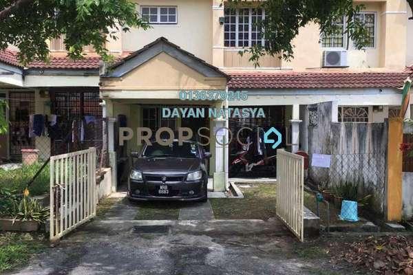 For Sale Terrace at Bandar Puncak Alam, Kuala Selangor Freehold Semi Furnished 3R/3B 310k