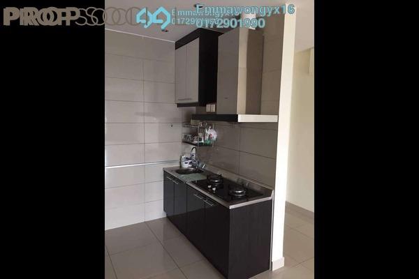 For Rent Condominium at ZetaPark, Setapak Freehold Fully Furnished 3R/2B 2.6k