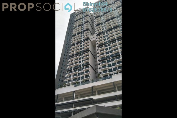 For Rent Condominium at Molek Regency, Johor Bahru Freehold Unfurnished 2R/2B 1.7k