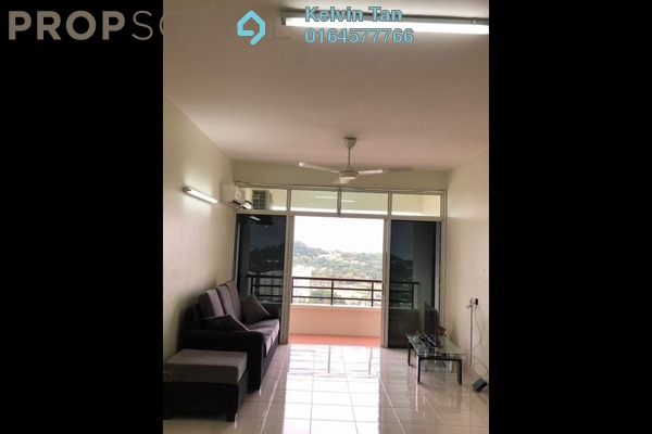 For Rent Condominium at Regency Heights, Sungai Ara Freehold Fully Furnished 3R/2B 1.4k