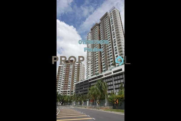 For Rent Condominium at Putra Residence, Putra Heights Freehold Semi Furnished 3R/2B 2.4k