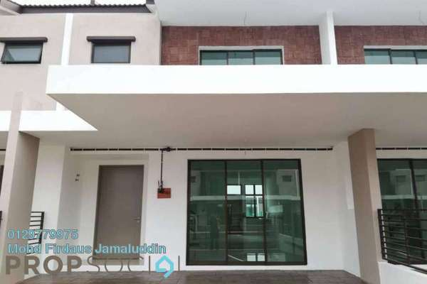 For Sale Terrace at Saujana KLIA, Sepang Leasehold Unfurnished 4R/3B 600k