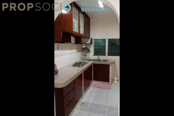 For Sale Apartment at Taman Kristal, Tanjung Tokong Freehold Semi Furnished 3R/2B 360k