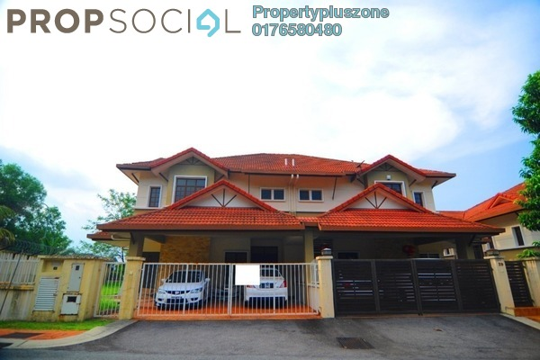 For Sale Semi-Detached at Cheras Vista, Bandar Mahkota Cheras Freehold Unfurnished 4R/5B 1.4m