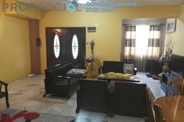 For Sale Terrace at Taman Putra Perdana, Puchong Leasehold Semi Furnished 4R/3B 480k
