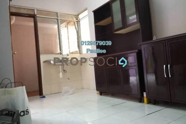 For Rent Condominium at Rhythm Avenue, UEP Subang Jaya Freehold Semi Furnished 0R/1B 1k