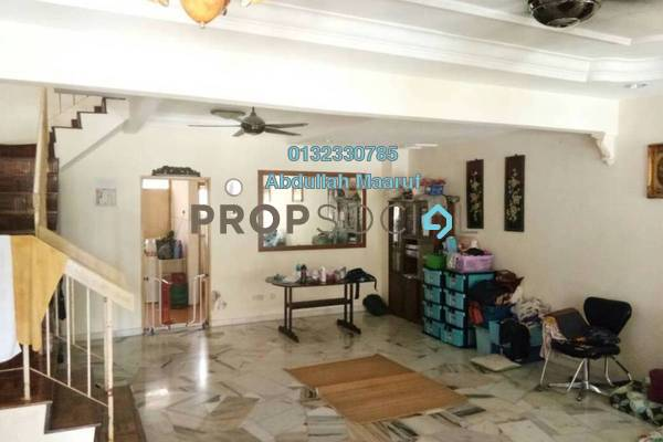 For Rent Terrace at Saujana Puchong, Puchong Freehold Semi Furnished 4R/3B 1k