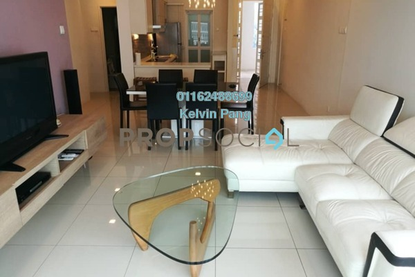 For Sale Condominium at The Peak Residences, Tanjung Tokong Freehold Fully Furnished 3R/2B 600k
