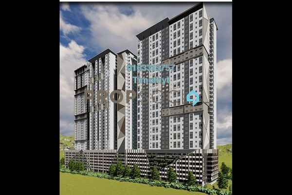 For Sale Condominium at Vista OUG @ Platinum OUG, Bukit Jalil Leasehold Unfurnished 3R/2B 299k