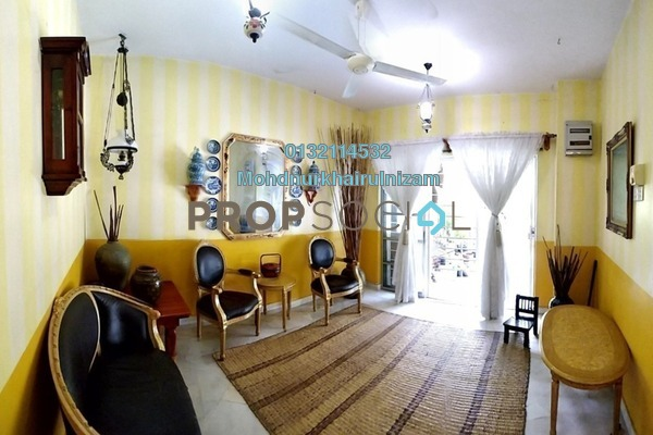 For Sale Terrace at Putra Bistari, Putra Heights Freehold Unfurnished 4R/3B 730k
