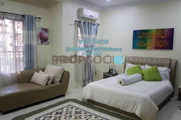 For Sale Terrace at Bandar Nusa Rhu, Shah Alam Freehold Unfurnished 4R/3B 495k
