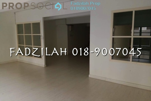 For Rent Office at Plaza Damas, Sri Hartamas Freehold Semi Furnished 0R/0B 3k