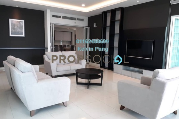 For Rent Condominium at One Tanjong, Tanjung Bungah Freehold Fully Furnished 5R/5B 7.8k