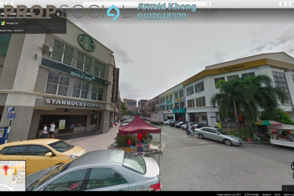 For Rent Shop at Taman Connaught, Cheras Freehold Unfurnished 0R/2B 6.9k