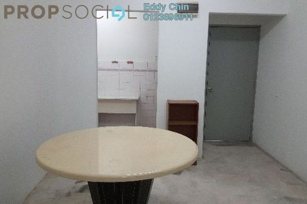 For Rent Condominium at Akasia Apartment, Pusat Bandar Puchong Freehold Semi Furnished 3R/2B 1.1k