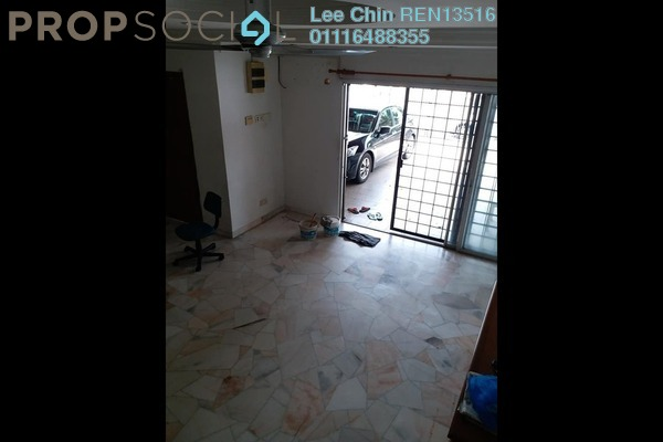 For Rent Terrace at Taman Suria Jaya, Cheras South Freehold Semi Furnished 4R/3B 1.5k
