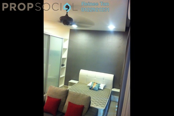 For Rent Condominium at CyberSquare, Cyberjaya Freehold Fully Furnished 0R/1B 1.4k