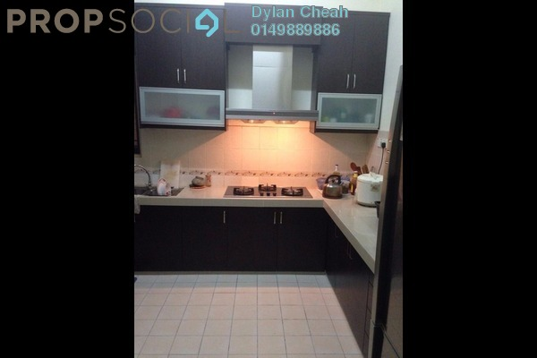 For Sale Condominium at Casa Indah 1, Tropicana Leasehold Fully Furnished 4R/3B 850k