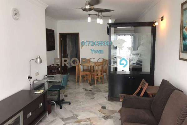 For Sale Condominium at Danau Impian, Taman Desa Freehold Fully Furnished 3R/2B 430k