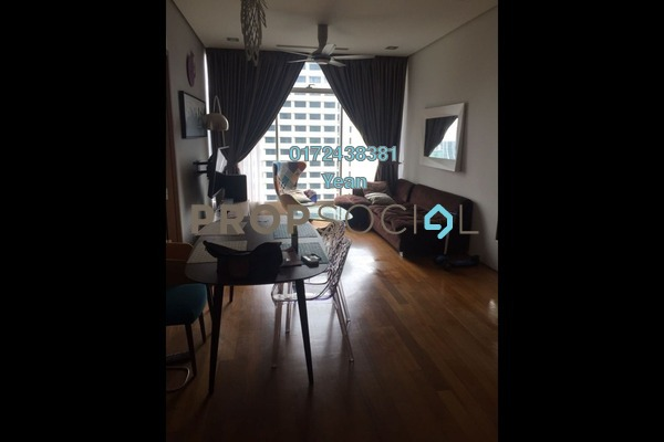 For Rent Condominium at Vipod Suites, KLCC Freehold Fully Furnished 1R/1B 3.6k