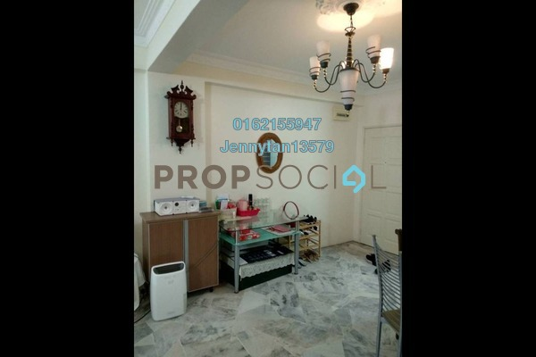 For Sale Apartment at Jade Tower, Ampang Freehold Semi Furnished 3R/2B 320k