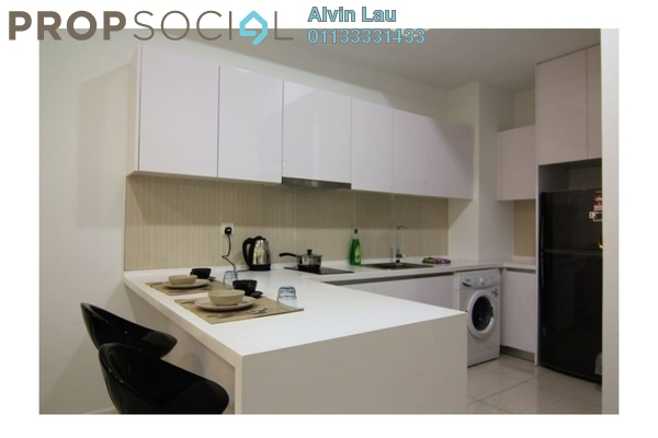 For Sale Condominium at The Elements, Ampang Hilir Freehold Fully Furnished 1R/1B 468k