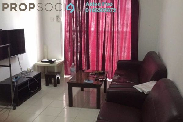 For Rent Condominium at Lagoon View, Bandar Sunway Freehold Fully Furnished 3R/2B 1.8k