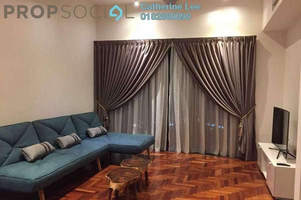 For Rent Condominium at The Mews, KLCC Freehold Fully Furnished 1R/1B 4.8k