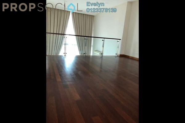 For Rent Duplex at Sunway Vivaldi, Mont Kiara Freehold Semi Furnished 4R/5B 9.6k