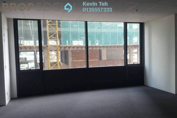 For Rent Office at Arcoris, Mont Kiara Freehold Fully Furnished 0R/1B 2.5k