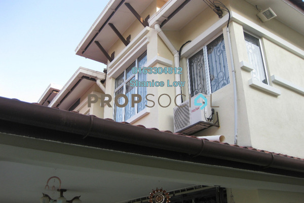 For Sale Terrace at Taman Putra Impiana, Puchong Freehold Semi Furnished 4R/3B 868k