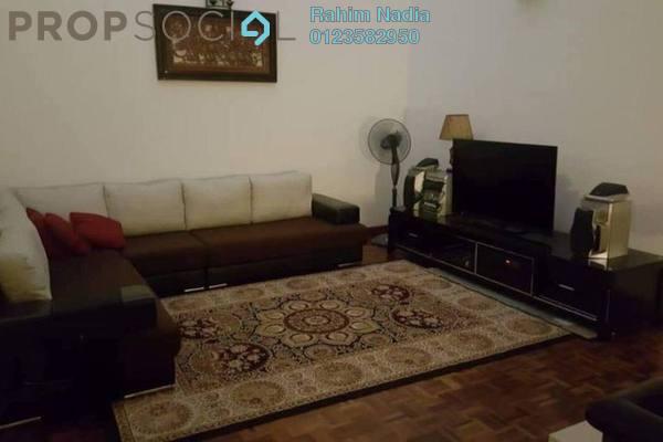 For Sale Terrace at Jasmin, Denai Alam Freehold Semi Furnished 4R/3B 868k