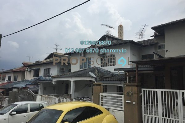 For Sale Terrace at Taman Sri Bahagia, Cheras South Freehold Unfurnished 3R/2B 450k