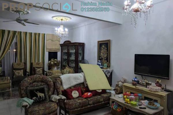 For Sale Terrace at Taman Kajang Prima, Kajang Freehold Semi Furnished 4R/3B 528k
