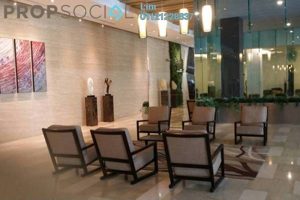 For Sale Condominium at M City, Ampang Hilir Freehold Fully Furnished 1R/1B 610k