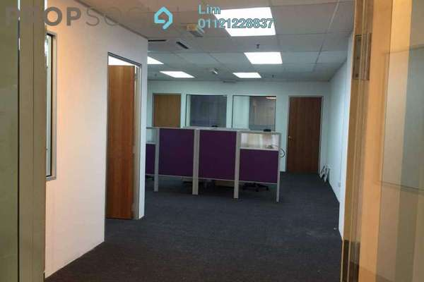 For Rent Office at Plaza Mont Kiara, Mont Kiara Freehold Semi Furnished 0R/0B 3.5k