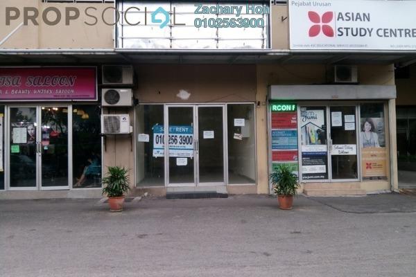 For Rent Shop at Casa Tiara, Subang Jaya Freehold Unfurnished 0R/0B 2.3k