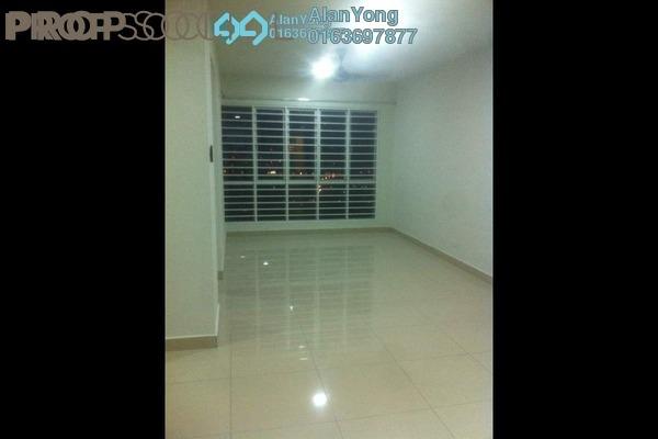 For Rent Condominium at Maxim Citilights, Sentul Freehold Semi Furnished 3R/2B 1.95k