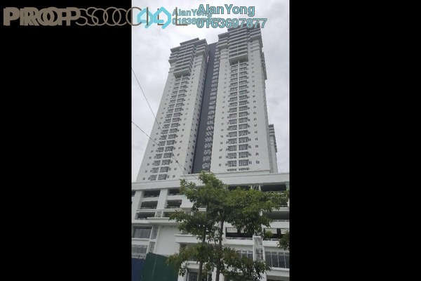 For Rent Condominium at Maxim Citilights, Sentul Freehold Fully Furnished 3R/2B 1.9k