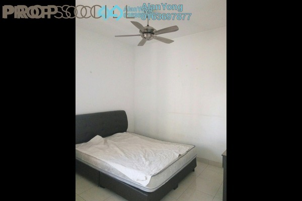 For Rent Condominium at Viva Residency, Sentul Freehold Semi Furnished 2R/2B 1.7k