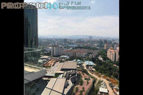 For Sale Condominium at Camellia, Bangsar South Freehold Fully Furnished 2R/2B 760k