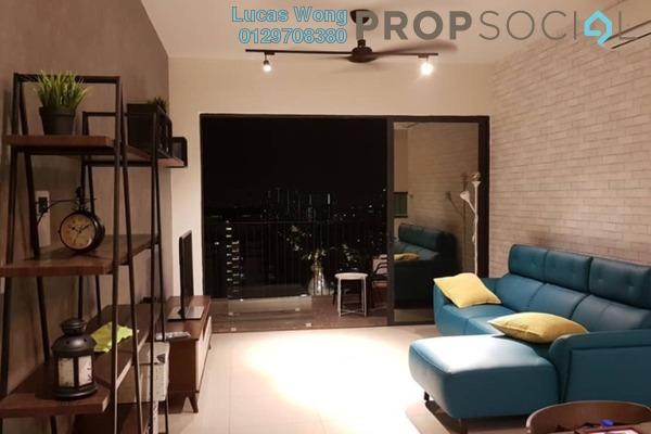 For Rent Condominium at The Rainz, Bukit Jalil Freehold Semi Furnished 5R/3B 3.7k