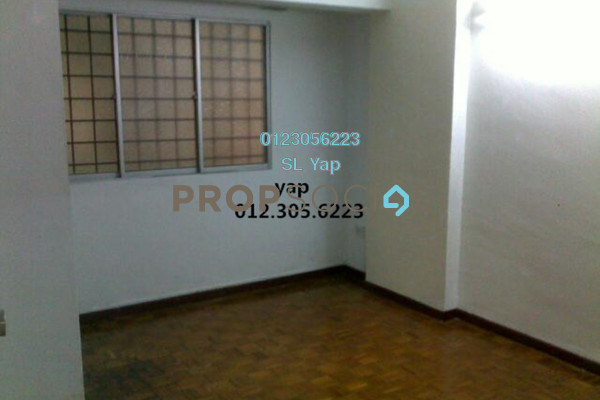 For Rent Apartment at Miharja Apartment, Cheras Freehold Unfurnished 3R/2B 1.2k